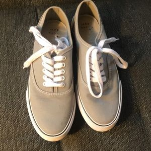 Grey target brand keds, worn once.